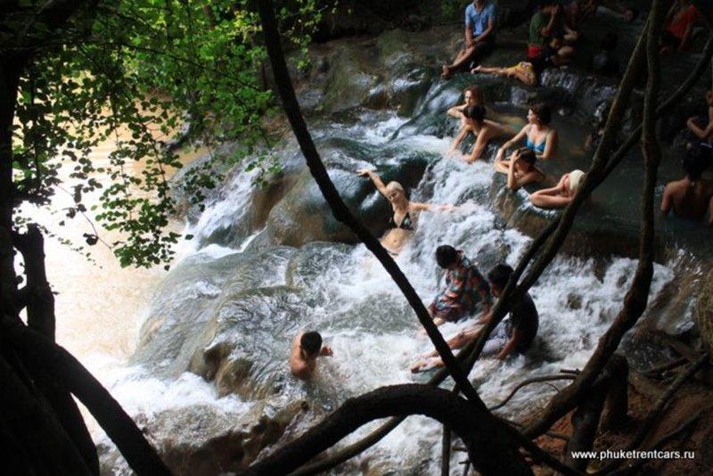 Ron Khlong Thom Waterfall