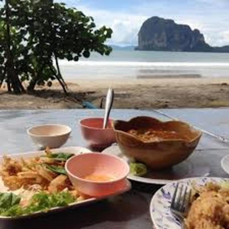 Restaurants in Trang