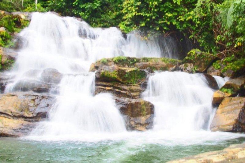 Namtok Ton Te Waterfall, น้ำตกโตนเต๊ะ